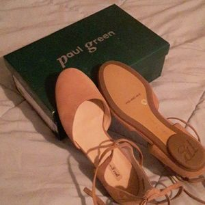 Paul green suede womens shoes